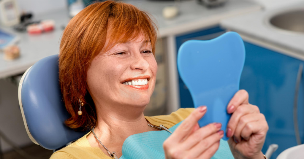 השתלות שיניים קדמיות
